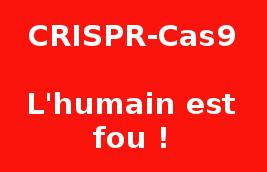CRISPR-Cas9 : maux compte triple